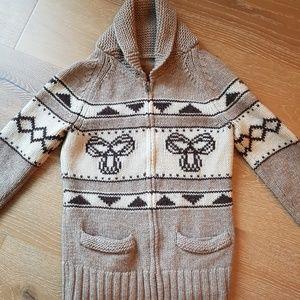 "Aritzia ""sea to sky"" sweater, size small S"